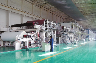 White Coated Duplex Board Paper Machine
